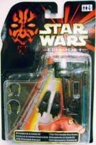 Star Wars Episode 1 (The Phantom Menace) - Hasbro - Underwater Accessory Set