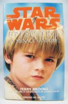 Star Wars Episode 1 La Menace Fantôme - Presses de la Cité 1999 01