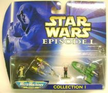 Star Wars Episode I MicroMachines - Collection I - Galoob-Hasbro