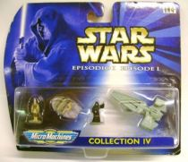 Star Wars Episode I MicroMachines - Collection IV - Galoob-Hasbro