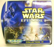 Star Wars Episode I MicroMachines - Collection VI - Galoob-Hasbro