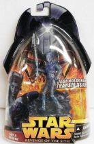 Star Wars Episode III (Revenge of the Sith) - Hasbro - Aayla Secura (Jedi Hologram Transmission #67)
