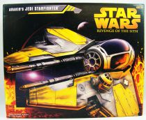 Star Wars Episode III (Revenge of the Sith) - Hasbro - Anakin\'s Jedi Starfighter