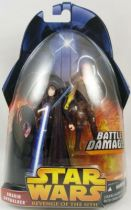 Star Wars Episode III (Revenge of the Sith) - Hasbro - Anakin Skywalker (Battle Damage #50)