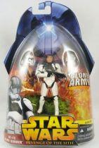 Star Wars Episode III (Revenge of the Sith) - Hasbro - AT-TE Tank Gunner (Clone Army #38)