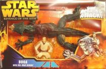 Star Wars Episode III (Revenge of the Sith) - Hasbro - Boga with Obi-Wan Kenobi