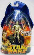 Star Wars Episode III (Revenge of the Sith) - Hasbro - C-3PO (Protocol Droid #18)