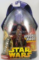 Star Wars Episode III (Revenge of the Sith) - Hasbro - Chewbacca (Wookiee Rage #5)