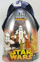 Star Wars Episode III (Revenge of the Sith) - Hasbro - Clone Trooper (Target Exclusive)
