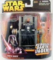 Star Wars Episode III (Revenge of the Sith) - Hasbro - Darth Vader Operating Table (Rebuild Darth Vader)