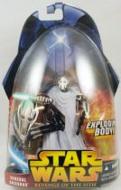 Star Wars Episode III (Revenge of the Sith) - Hasbro - General Grievous (Exploding #36)