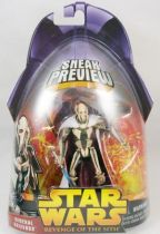 Star Wars Episode III (Revenge of the Sith) - Hasbro - General Grievous (Sneak Preview)