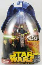Star Wars Episode III (Revenge of the Sith) - Hasbro - Luminara Unduli (Jedi Master #31)