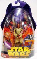 Star Wars Episode III (Revenge of the Sith) - Hasbro - Mace Windu (Force Combat #10)
