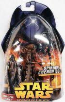 Star Wars Episode III (Revenge of the Sith) - Hasbro - Mustafar Sentry (Spinning Energy Bolt #56)