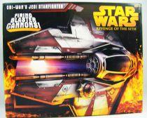 Star Wars Episode III (Revenge of the Sith) - Hasbro - Obi-Wan\'s Jedi Starfighter
