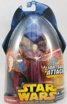 Star Wars Episode III (Revenge of the Sith) - Hasbro - Palpatine (Lightsaber Attack #35)