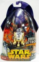 Star Wars Episode III (Revenge of the Sith) - Hasbro - R2-D2 (Droid Attack #7)