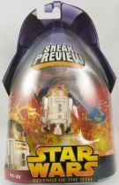 Star Wars Episode III (Revenge of the Sith) - Hasbro - R4-G9 (Sneak Preview)