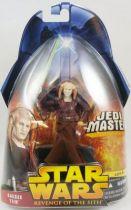 Star Wars Episode III (Revenge of the Sith) - Hasbro - Saesee Tiin (Jedi Master #30)
