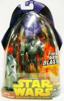 Star Wars Episode III (Revenge of the Sith) - Hasbro - Super Battle Droid (Firing Arm-blaster #4)