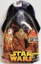 Star Wars Episode III (Revenge of the Sith) - Hasbro - Wookiee Heavy Gunner (Blast Attack #68)