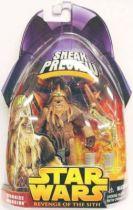 Star Wars Episode III (Revenge of the Sith) - Hasbro - Wookiee Warrior (Sneak Preview)