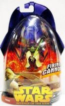 Star Wars Episode III (Revenge of the Sith) - Hasbro - Yoda (Firing Cannon #3)