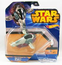 Star Wars Hot Wheels - Mattel - Boba Fett\'s Slave 1