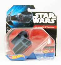 Star Wars Hot Wheels - Mattel - Darth Vader\'s TIE Advance X1 Prototype