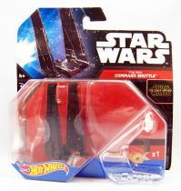 Star Wars Hot Wheels - Mattel - Kylo Ren\'s Command Shuttle