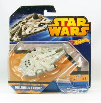 Star Wars Hot Wheels - Mattel - Millennium Falcon