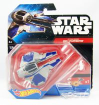 Star Wars Hot Wheels - Mattel - Obi-Wan Kenobi\'s Jedi Starfighter