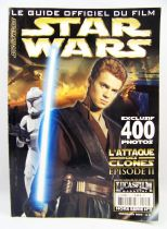 Star Wars Lucasfilm Magazine HS n°2 (Printemps 2002) - Le Guide Officiel du Film Star Wars Episode II : L\'Attaque des clones