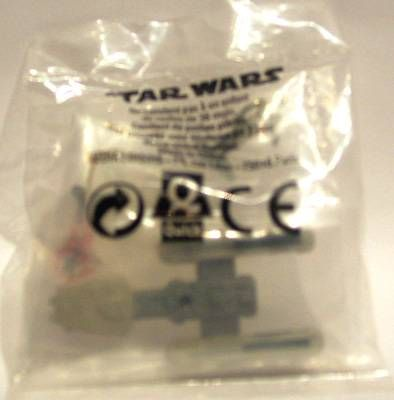 Star Wars Magic Box Quick + MicroMachines Y-Wing + Pilote & C-3PO
