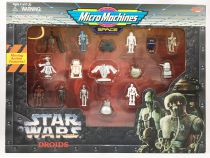 Star Wars Micro Machines (Space) - Droids - Galoob