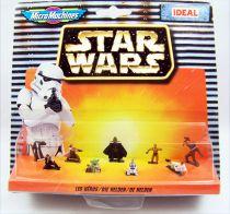 Star Wars MicroMachines - Heroes - Galoob-Ideal