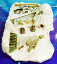 Star Wars MicroMachines - Hoth Playset - Galoob-Ideal