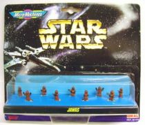Star Wars MicroMachines - Jawas - Galoob-Ideal