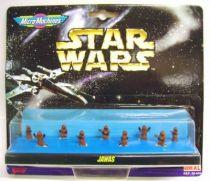 Star Wars MicroMachines - Jawas - Galoob-Ideal