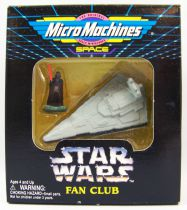 Star Wars MicroMachines - Star Wars Fan Club (Exclusive Giftset) - Galoob