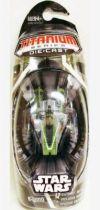 Star Wars MicroMachines Titanium Series Die Cast - A-Wing