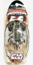 Star Wars MicroMachines Titanium Series Die Cast - AT-OP