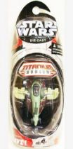 Star Wars MicroMachines Titanium Series Die Cast - Slave I