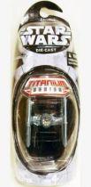 Star Wars MicroMachines Titanium Series Die Cast - TIE Fighter