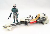 Star Wars Rebels - Hasbro - AT-DP Pilot and Imperial Speeder (loose)