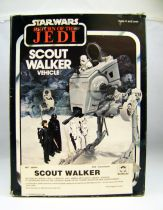 Star Wars Return of the Jedi 1983 - Palitoy / Miro-Meccano - Scout Walker (mint in box)