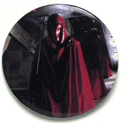 Star Wars Return of the Jedi 1983 - Set of 12 Buttons