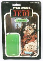 Star Wars ROTJ 1983 - Kenner 77back - Chief Chirpa