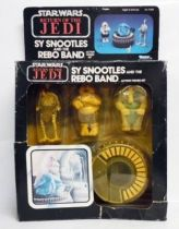 Star Wars ROTJ 1983/1984 - Kenner - Sy Snootles & Rebo Band (yellowed bubble